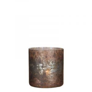 Datsu tealight holder copper  large