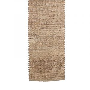 Rug l. brown white