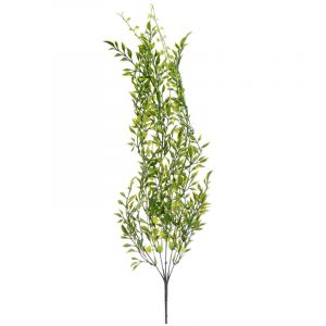 ARTIFICIAL GREEN LEAVES BUNCH