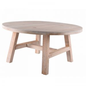 Firwood deco table round 4legs